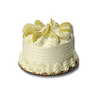 Zesty Lemon Cake: Gifts to Vietnam